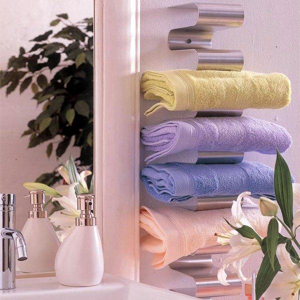 Фотография: Ванная в стиле Современный, Эклектика, Декор интерьера, DIY, Текстиль – фото на INMYROOM