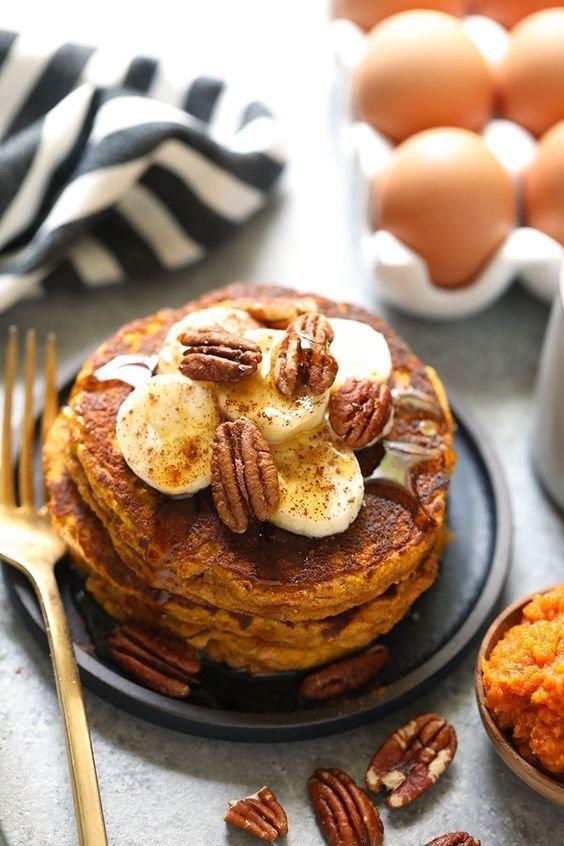 Фотография:  в стиле , Жарить, Кулинарные рецепты, Легкий завтрак, 15 минут, Американская кухня, Тыква, Просто – фото на INMYROOM