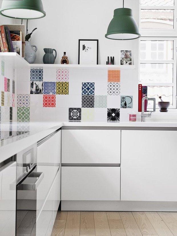 Фотография: Кухня и столовая в стиле Современный, Декор, Советы, Ремонт на практике – фото на INMYROOM
