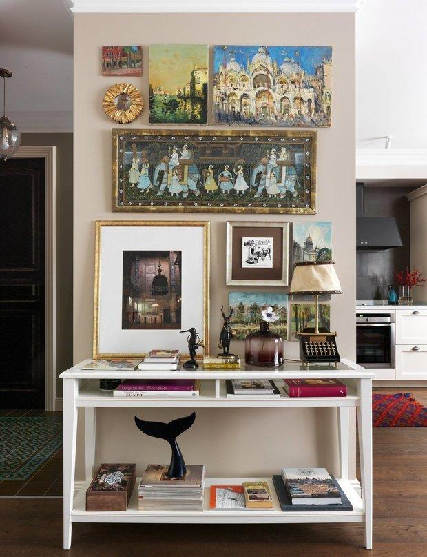 Фотография: Гостиная в стиле Скандинавский, Декор интерьера, Приемы декораторов, тренды 2020 – фото на INMYROOM