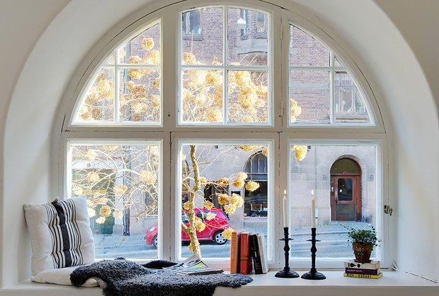 Фотография: Декор в стиле Скандинавский, Классический, Современный, Прочее, Советы, Белый – фото на InMyRoom.ru