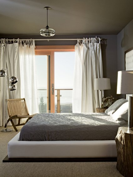 Фотография: Спальня в стиле Эко, Декор интерьера, Дом, Дома и квартиры – фото на InMyRoom.ru