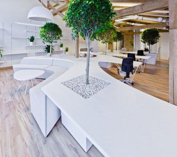 Фотография: Офис в стиле Лофт, Эко, Декор интерьера, Офисное пространство, Ландшафт, Стиль жизни – фото на INMYROOM