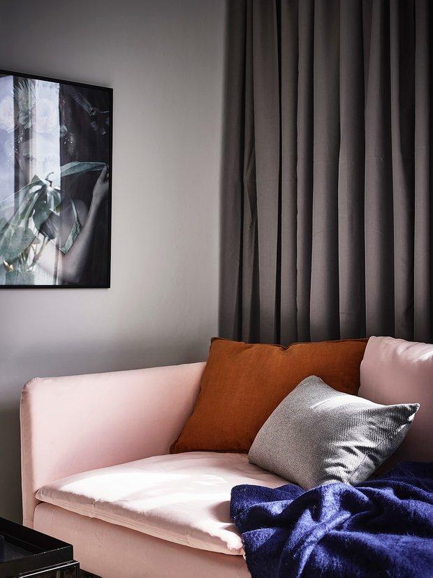 Фотография: Гостиная в стиле Современный, Скандинавский, Декор интерьера, Квартира, Студия, до 40 метров – фото на INMYROOM