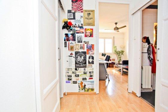Фотография:  в стиле Скандинавский, Современный, Квартира, Дома и квартиры, Барселона – фото на InMyRoom.ru