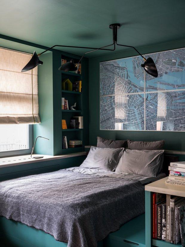 Фотография: Спальня в стиле Эко, Лофт, Квартира, Студия, Советы, Гид – фото на INMYROOM