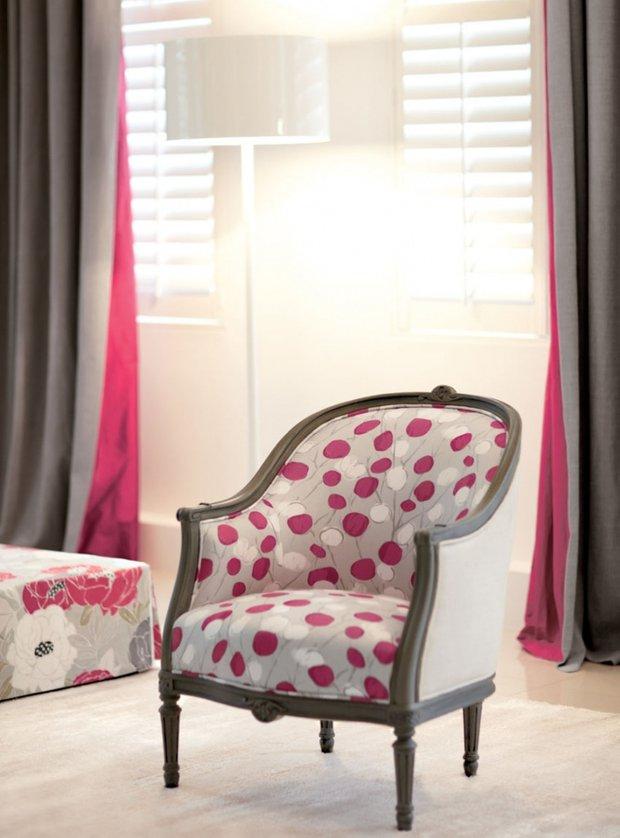 Фотография: Мебель и свет в стиле Восточный, Декор интерьера, Текстиль, Шторы – фото на INMYROOM