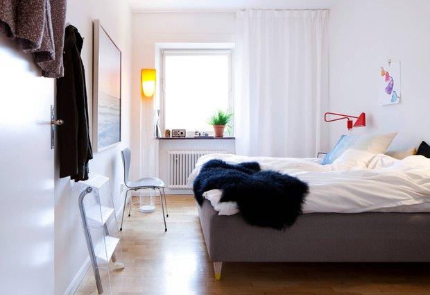 Фотография: Спальня в стиле Скандинавский, Декор интерьера, Квартира, Дома и квартиры – фото на INMYROOM