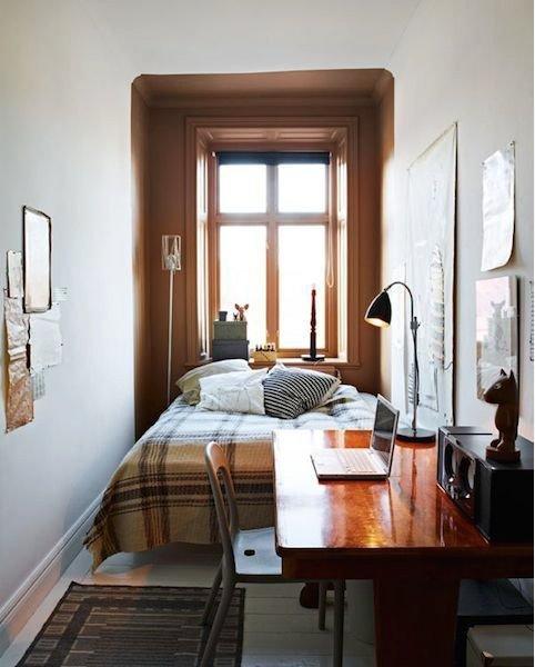 Фотография: Спальня в стиле Современный, Эклектика, Студия, Планировки, Советы, Гид – фото на INMYROOM