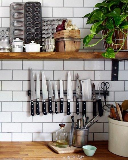 Фотография:  в стиле , Кухня и столовая, Советы, организация системы хранения на кухни – фото на INMYROOM