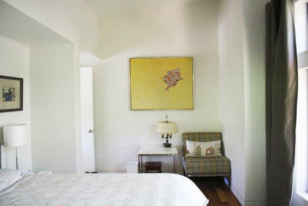 Фотография: Спальня в стиле Скандинавский, Декор интерьера, Декор дома, Картины, Современное искусство – фото на INMYROOM