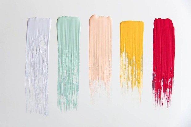 Фотография:  в стиле , Советы, лайфхаки, работа с краской, как выбрать краску – фото на INMYROOM