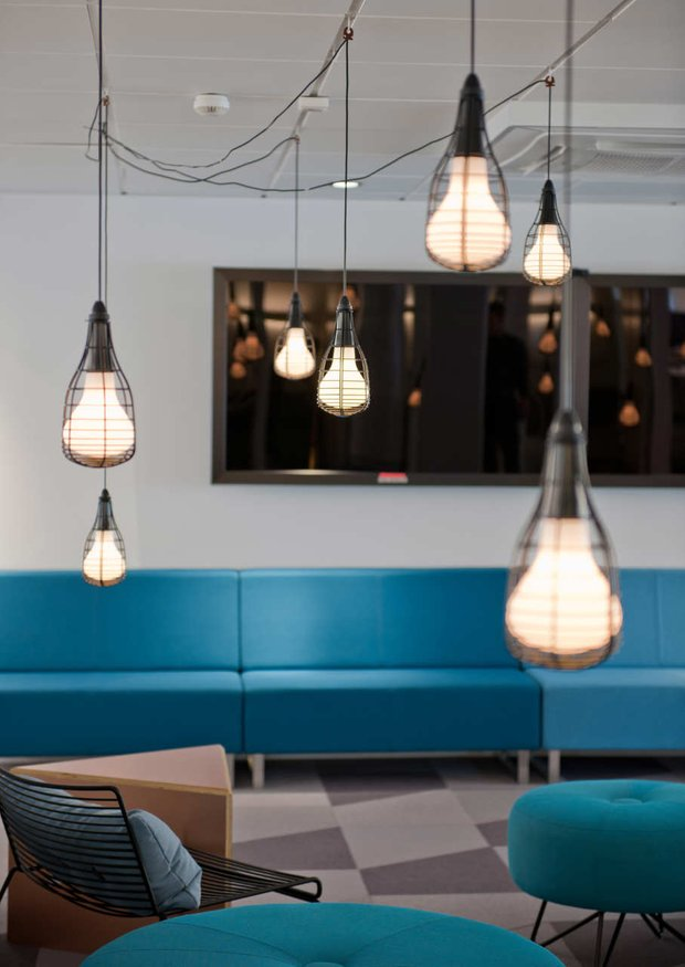 Фотография:  в стиле Современный, Офисное пространство, Офис, Дома и квартиры, Стокгольм – фото на InMyRoom.ru