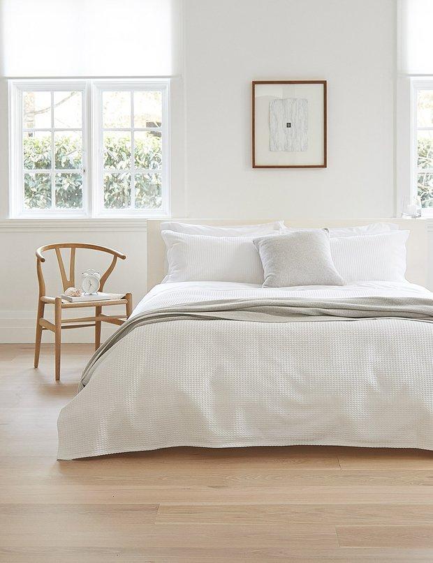 Фотография: Спальня в стиле Скандинавский, Декор интерьера, Интерьер комнат, Декор – фото на INMYROOM