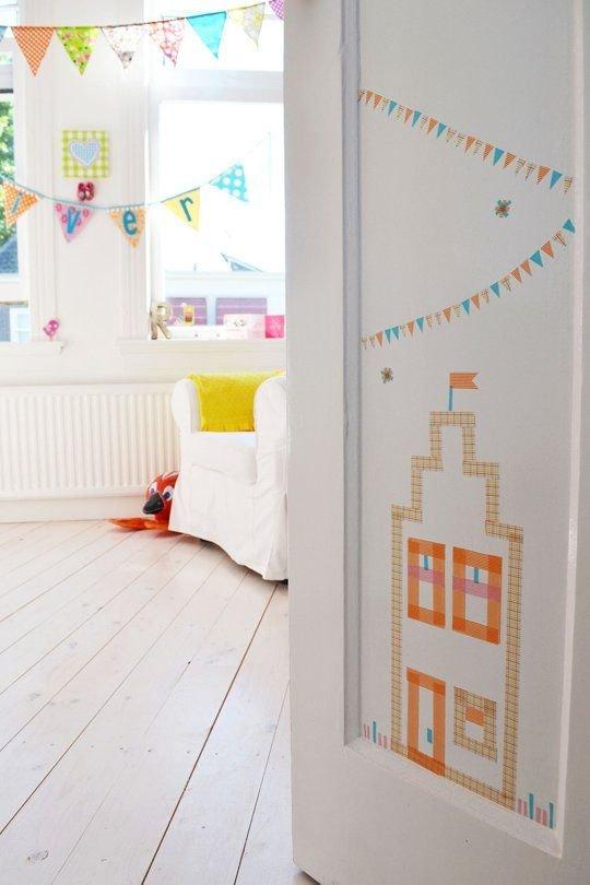 Фотография: Декор в стиле Скандинавский, Детская, Декор интерьера, Интерьер комнат – фото на INMYROOM