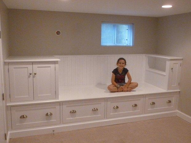 Фотография: Прочее в стиле Современный, Детская, Интерьер комнат, Системы хранения – фото на INMYROOM