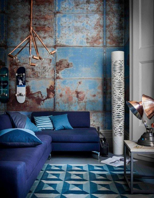 Фотография: Гостиная в стиле Лофт, Декор интерьера, Аксессуары, Декор, Мебель и свет – фото на INMYROOM