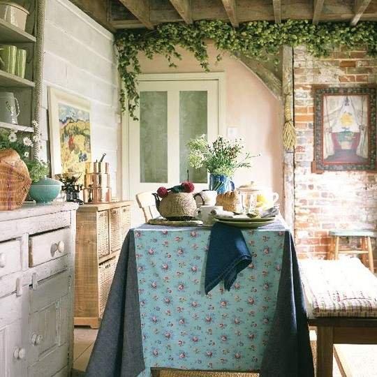 Фотография: Кухня и столовая в стиле Прованс и Кантри, Декор интерьера, Декор дома, Праздник, Советы, 8 марта – фото на INMYROOM