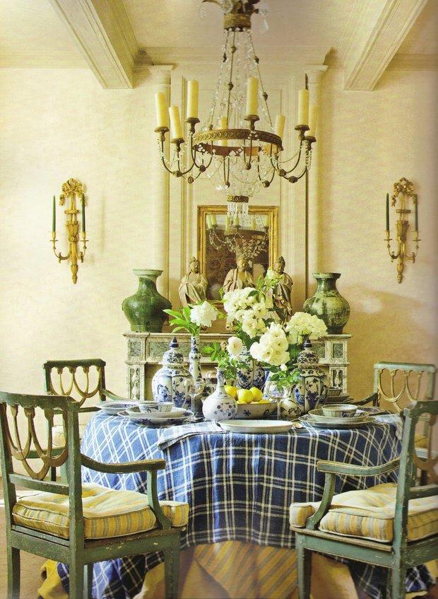 Фотография: Кухня и столовая в стиле Прованс и Кантри, Стиль жизни, Советы, Прованс – фото на INMYROOM