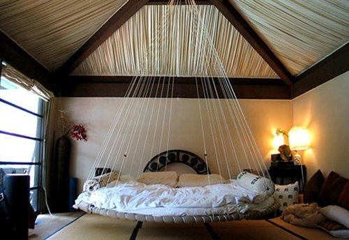 Фотография: Спальня в стиле Восточный, Эклектика, Декор интерьера, DIY – фото на INMYROOM