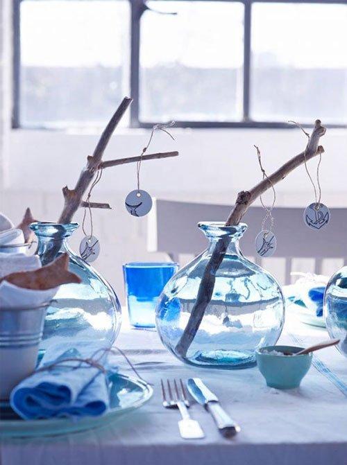 Фотография: Декор в стиле Скандинавский, Декор интерьера, Праздник, Новый Год, Сервировка стола – фото на INMYROOM