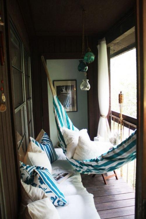 Фотография: Балкон, Терраса в стиле Лофт, Прованс и Кантри, Интерьер комнат, Дом и дача – фото на INMYROOM