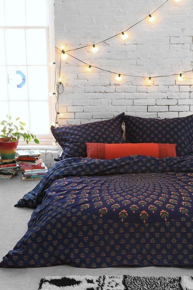 Фотография: Спальня в стиле Лофт, Скандинавский, Декор интерьера, Квартира, Дом, Аксессуары, Декор – фото на INMYROOM