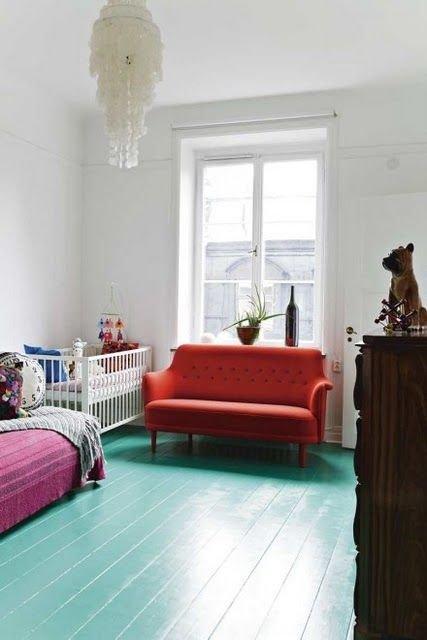 Фотография: Спальня в стиле Лофт, Декор интерьера, Декор дома, Пол – фото на INMYROOM