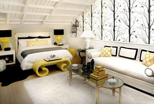 Фотография: Спальня в стиле Классический, Современный, Эклектика, Стиль жизни, Советы – фото на INMYROOM