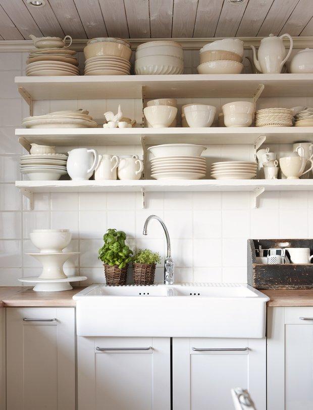 Фотография: Кухня и столовая в стиле Скандинавский, Советы, уборка – фото на INMYROOM