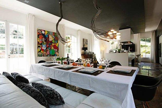 Фотография: Кухня и столовая в стиле Современный, Декор интерьера, Дом, Дома и квартиры, Прованс – фото на INMYROOM