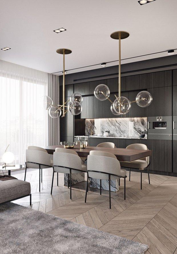 Дизайн: TOLKO interiors