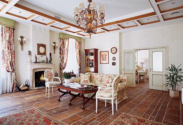 Фотография: Гостиная в стиле , Декор интерьера, Дом, Франция, Декор дома, Советы, Прованс – фото на INMYROOM
