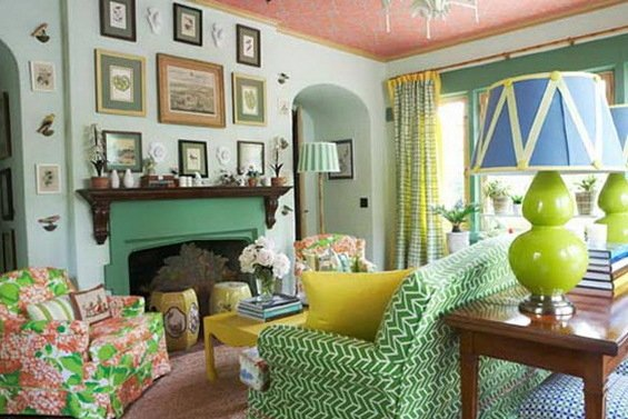 Фотография: Гостиная в стиле Прованс и Кантри, Декор интерьера, Квартира, Дом, Интерьер комнат – фото на INMYROOM