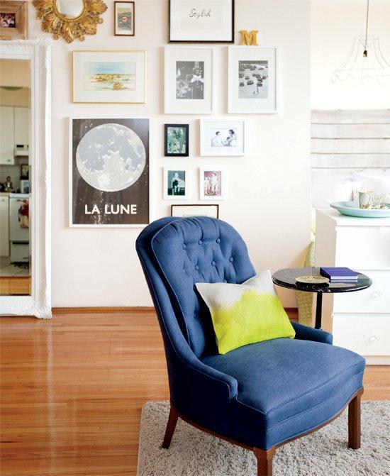 Фотография: Декор в стиле Классический, Современный, Декор интерьера, Малогабаритная квартира, Квартира, Цвет в интерьере, Дома и квартиры, Стены – фото на INMYROOM