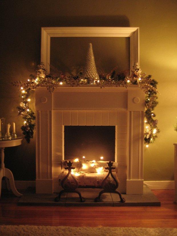 Фотография: Декор в стиле Современный, Декор интерьера, Декор дома, Камин – фото на INMYROOM