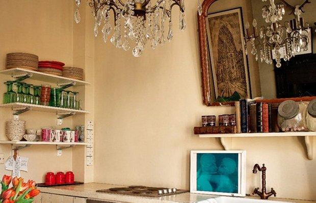 Фотография: Аксессуары в стиле Эклектика, Кухня и столовая, Декор интерьера, Интерьер комнат – фото на INMYROOM