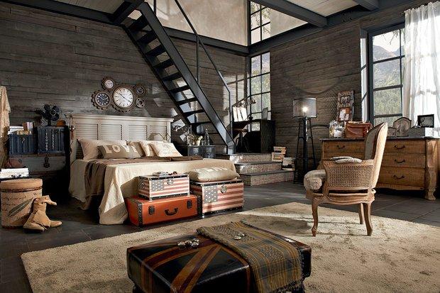 Фотография: Спальня в стиле Лофт, Декор интерьера, Советы – фото на INMYROOM