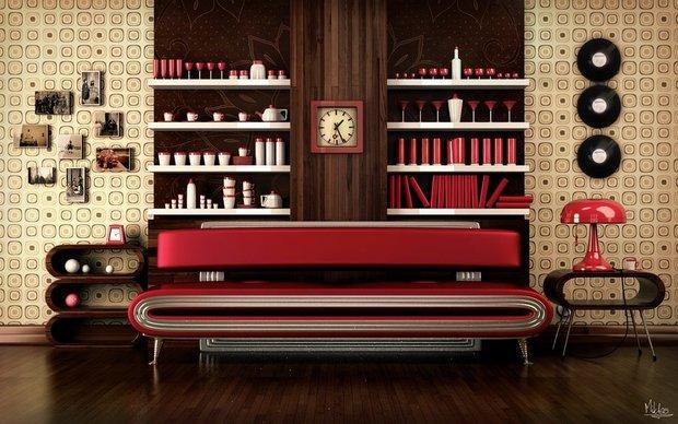Фотография: Гостиная в стиле , Декор интерьера, Декор дома – фото на INMYROOM