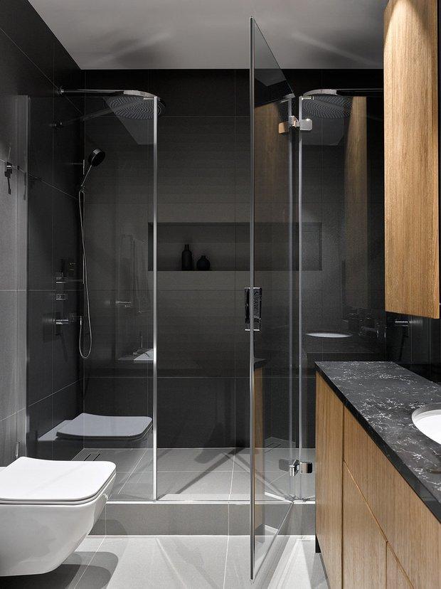 Фотография: Ванная в стиле Современный, Советы, уборка ванной комнаты, Уборка, Meine Liebe, Сантехника – фото на INMYROOM