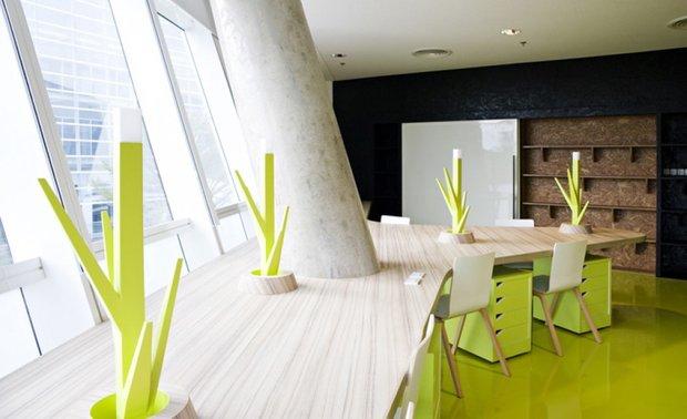 Фотография: Офис в стиле Современный, Эклектика, Офисное пространство, Дома и квартиры – фото на INMYROOM