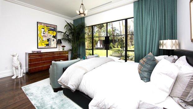 Фотография: Спальня в стиле Современный, Дом, Дома и квартиры, Бассейн – фото на INMYROOM