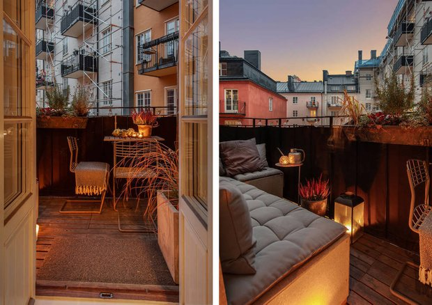 Фотография:  в стиле , Скандинавский, Декор интерьера, Квартира, Швеция, Декор, Мебель и свет, Стокгольм, Серый, интерьер в скандинавском стиле, 3 комнаты, 60-90 метров, монохромный интерьер – фото на INMYROOM