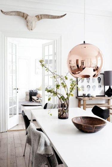 Фотография: Кухня и столовая в стиле Скандинавский, Декор интерьера, Аксессуары, Декор, Мебель и свет – фото на INMYROOM