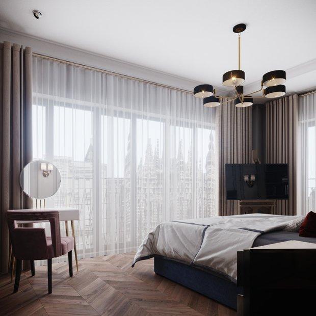 Фотография:  в стиле , Советы, окна в квартире, окна с тройным стеклопакетом, REHAU, как выбрать окна, тихие окна, как уменьшить шум с улицы, окна в частном доме – фото на INMYROOM