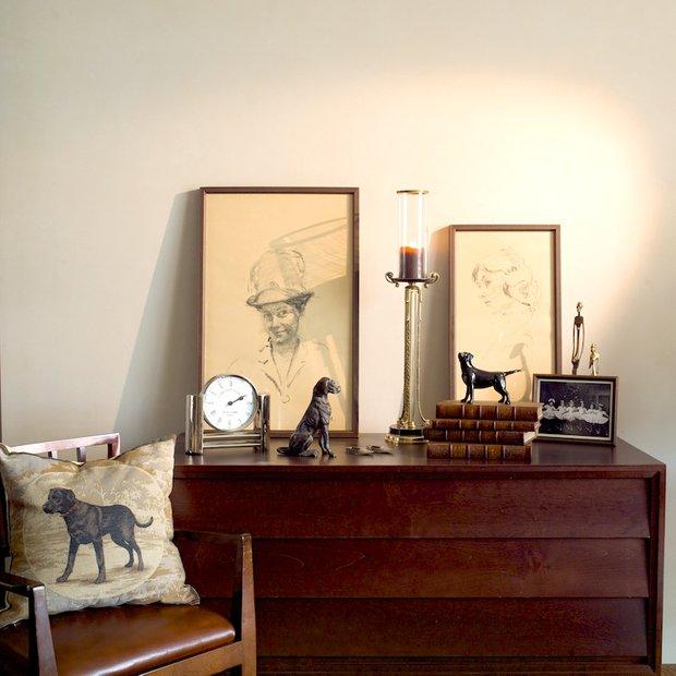 Фотография: Декор в стиле Современный, Декор интерьера, МЭД, Мебель и свет, Краска – фото на INMYROOM