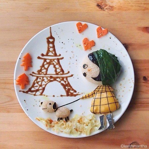 Фотография:  в стиле , Завтрак, Обед, Ужин, Истории, Истории людей, Саманта Ли, Малайзия – фото на INMYROOM