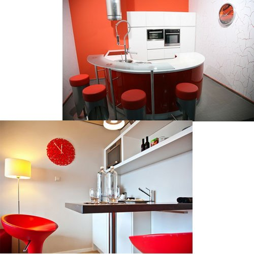 Фотография: Прочее в стиле , Кухня и столовая, Декор интерьера, Часы, Декор дома – фото на InMyRoom.ru