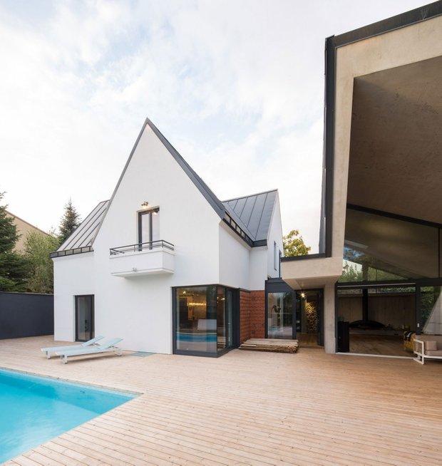 Фотография:  в стиле , Дом, Дом и дача – фото на INMYROOM