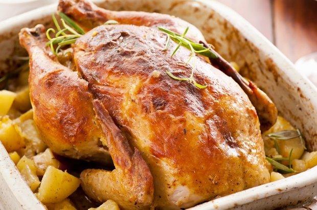 Фотография:  в стиле , Обед, Ужин, Основное блюдо, Жарить, Птица, Кулинарные рецепты, Варить, 1 час, Европейская кухня, Вкусные рецепты, Простые рецепты, Рецепты на 2015 год, Домашние рецепты, Новые рецепты, Рецепты вторых блюд, Как приготовить вкусно?, Средняя сложность – фото на INMYROOM